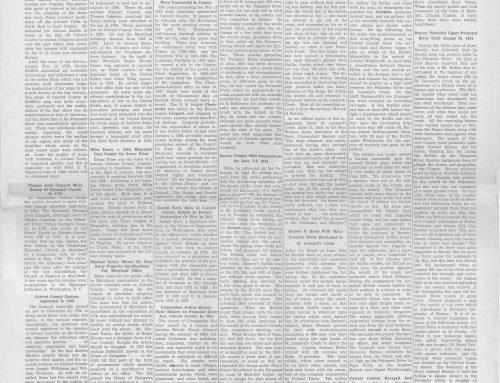 Calvert Independent 300 pg 22