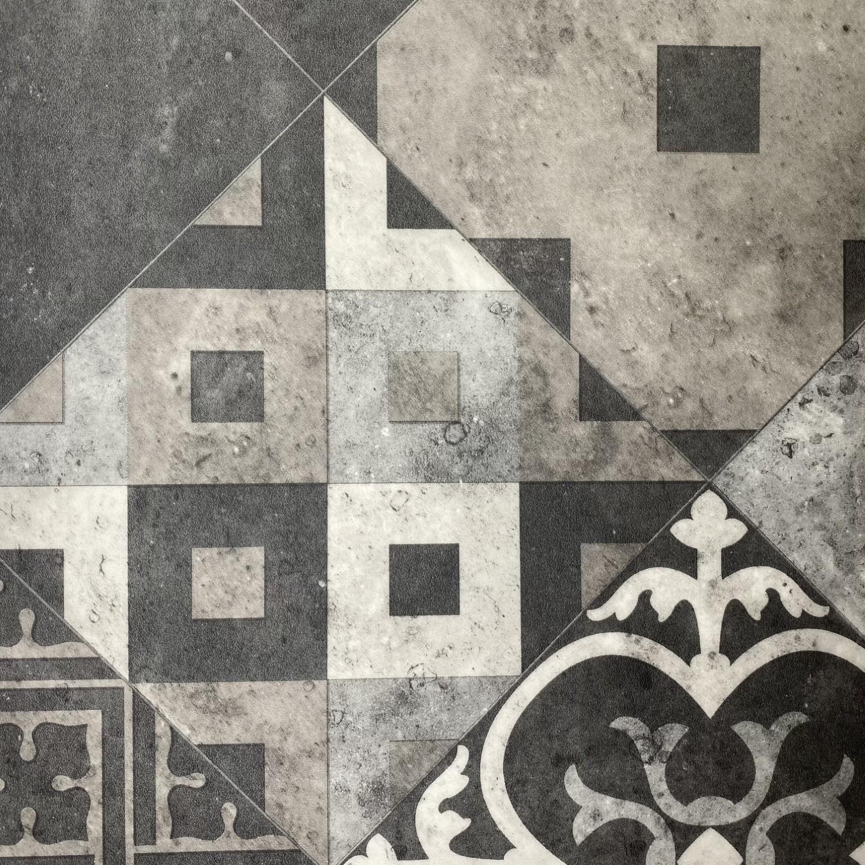 prestige vinyl zaragoza tile stone 3m