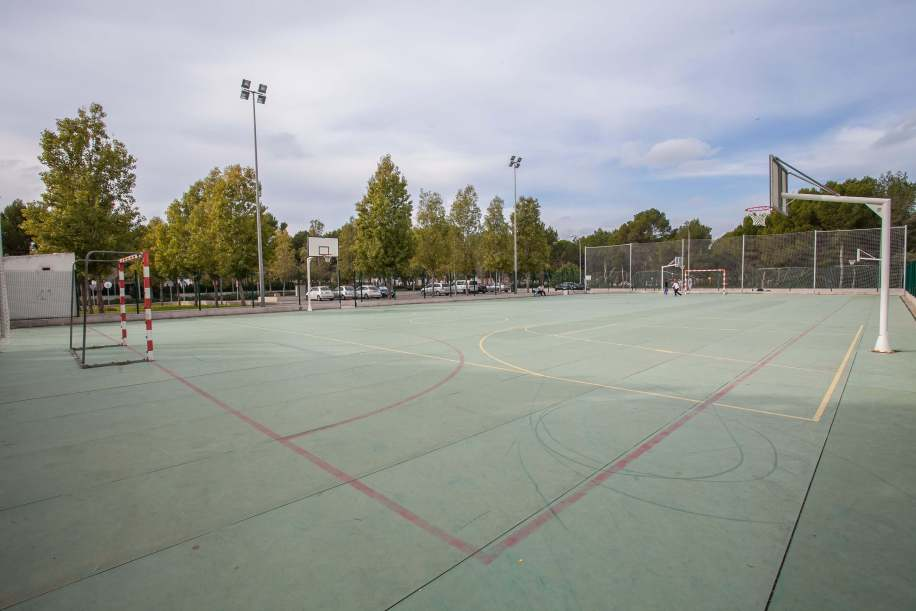 Pista Deportiva El Toro
