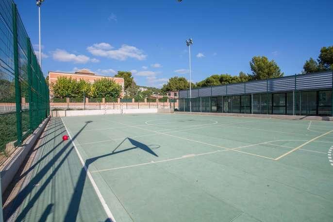 Zona deportiva de Portals Nous