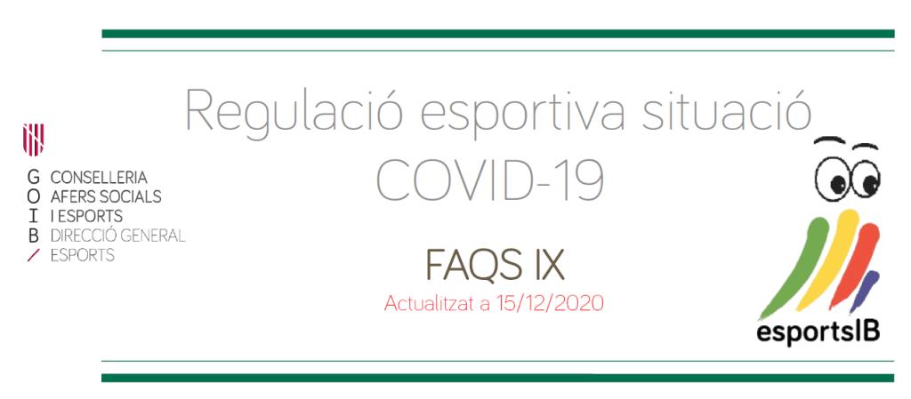 Docs y FAQS Covid-19