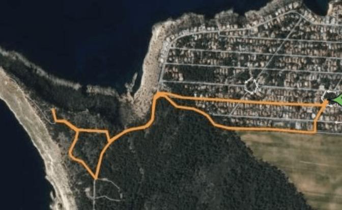 Nordic Walking El toro 2021
