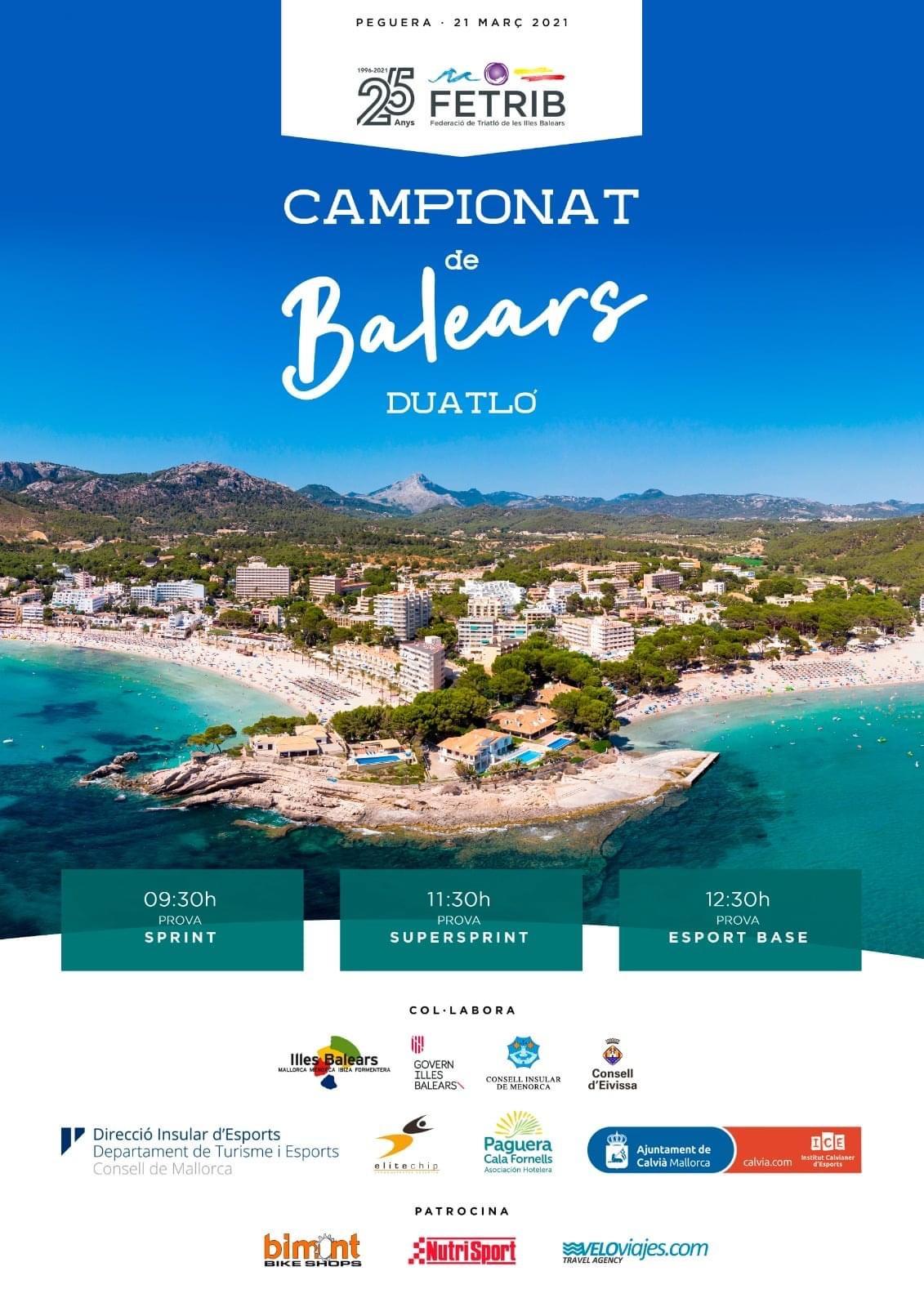 Campeonato Balears Duatlon