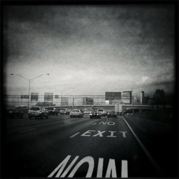 No Exit Now, Atlanta, GA