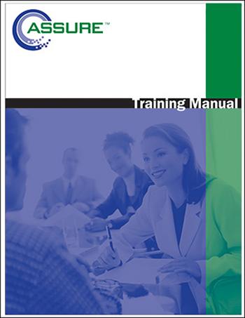 Assure training manual