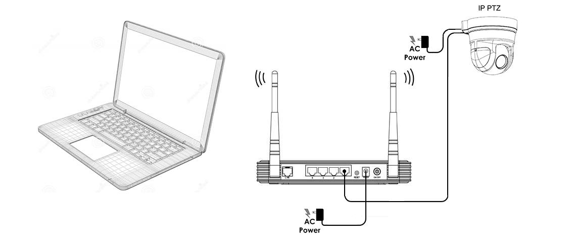 Cat6 Wiring Diagram For Cctv Ip Calving Camera System