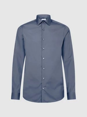 Calvin Klein Fitted Dress Shirts