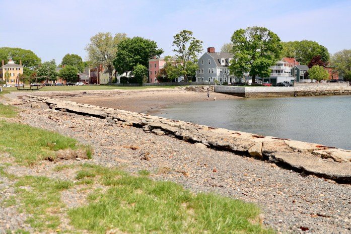 a view of the pet friendly maritime park in salem