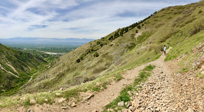 salt lake city per friendly hiking trails