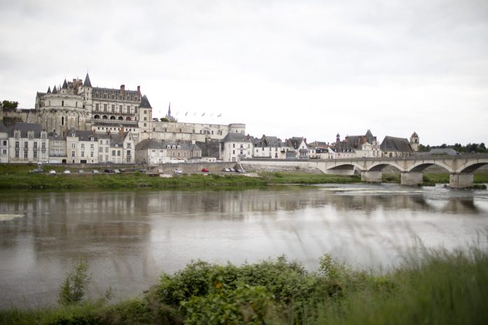 amboise on loire river