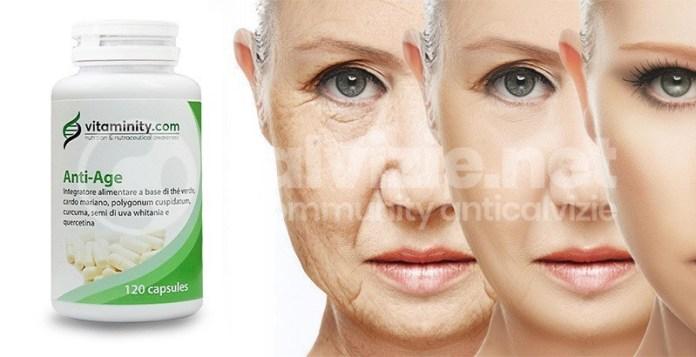 antiossidanti antinvecchiamento