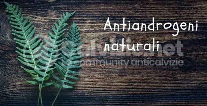antiandrogeni naturali