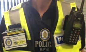 police lapel cam