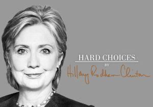 hillary clinton hard choices