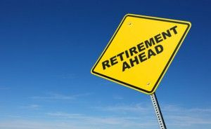 pension retirement