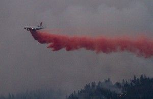 Courtesy CalFire