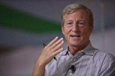 Thomas Steyer, photo courtesy of the Aspen Institute