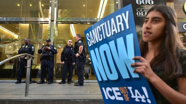 California's anti-sanctuary politicians go to Washington