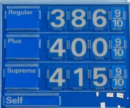Image result for gas prices are a real problem in CA