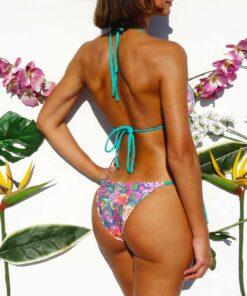 Bikini estampada