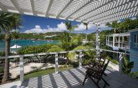 11-BeachHouse master bedroom patio to view | Calypso Realty