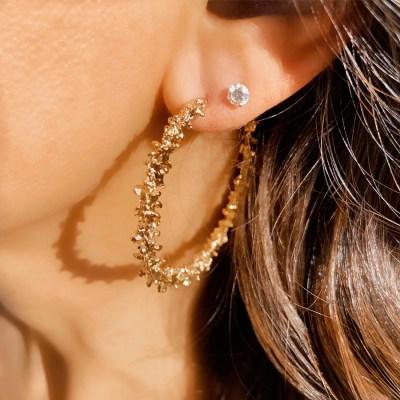 Boucles d'oreilles CORA