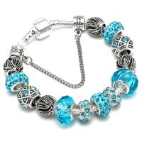 bracelet bleu style Pandora