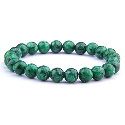 Bracelet Jade Verte