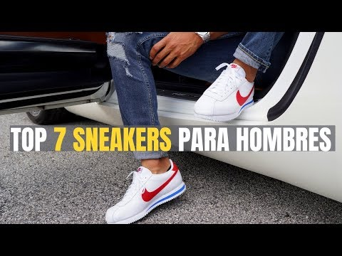 TOP 7 Sneakers TODO Hombre Deberían Comprar Para Lucir Geniales