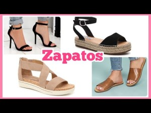 ZAPATOS DE MODA 2019 PARA MUJER || Zapatos cómodos y de Tacón || TENDENCIAS 2019