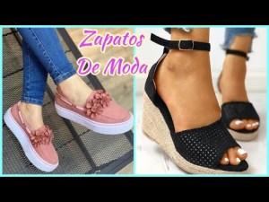 ZAPATOS CÓMODOS DE MODA 2019/2020 Zapatos para Mujer CÓMODOS Y BONITOS calzado Para trabajar