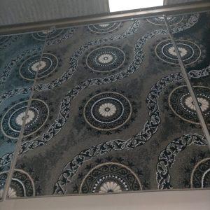 alfombra mod :circulos romanos