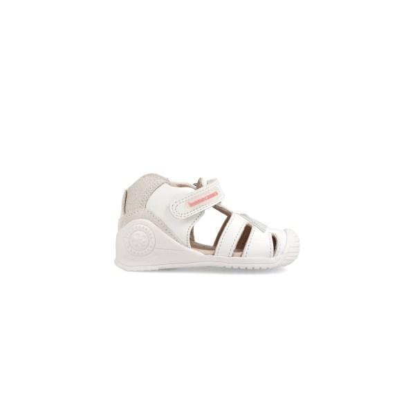 Sandalias para bebé Almu Biomecanics lado
