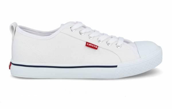 Zapatillas de Lona Maui blanca Levi's