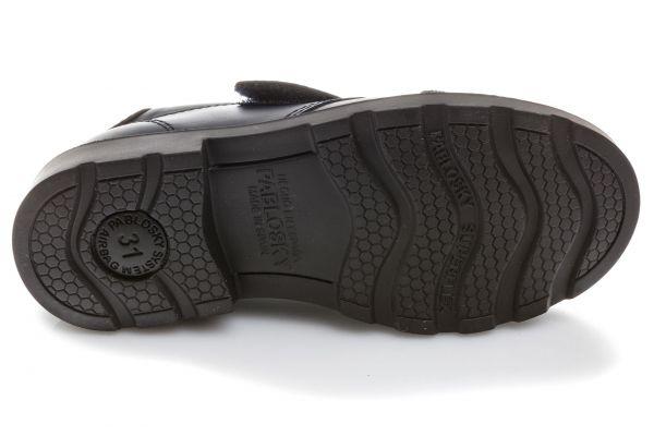 Zapato colegial marino 715420 Pablosky suela