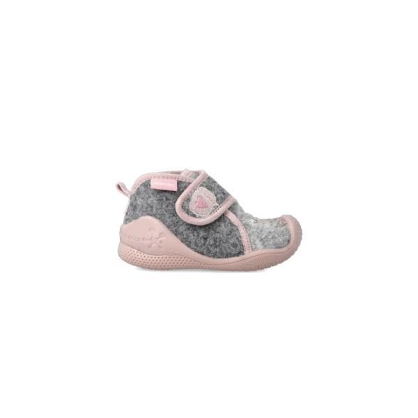 Zapatillas de casa Biomecanics para bebé Adriana lado