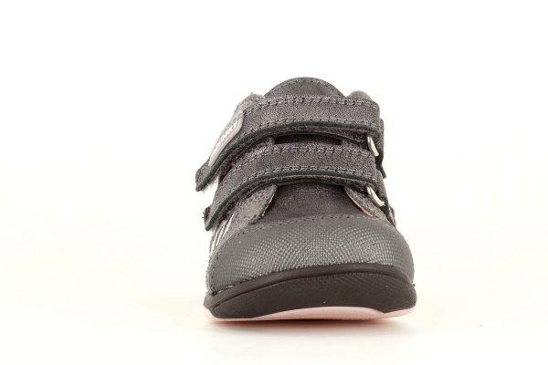 Botín StepEasy bebé gris 084052 Pablosky puntera