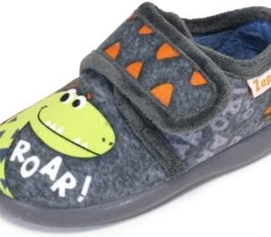 Zapatilla de casa para niño Dino Zapy