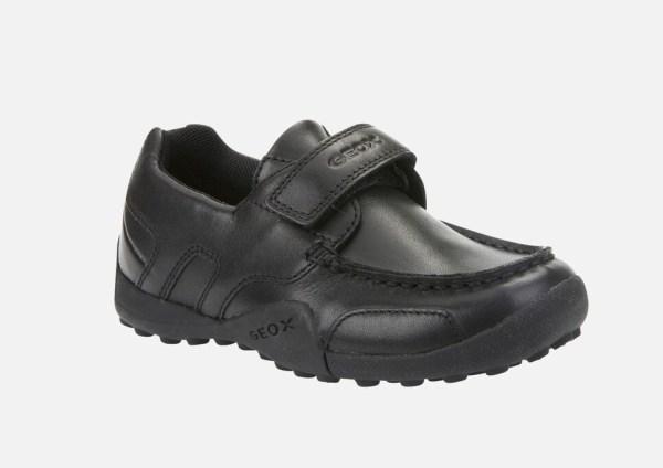 Zapatos Snake de niño Geox marino principal
