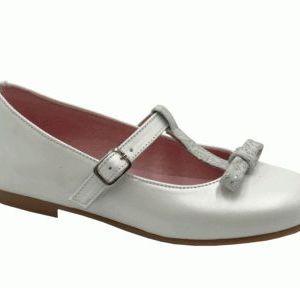 Zapato blanco niña Esdori