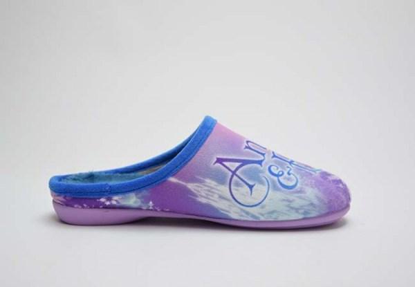 Zapatilla de casa para niña Frozen Vulca Bicha otro