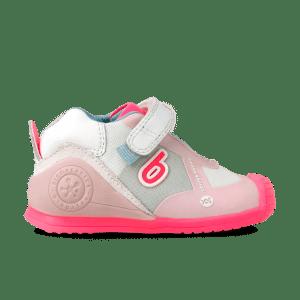 Deportivo Biomecanics bebé niña multicolor lado
