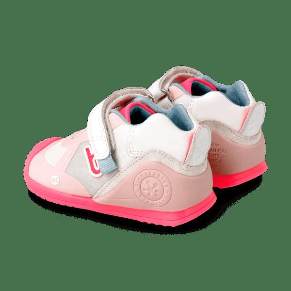 Deportivo Biomecanics bebé niña multicolor talón