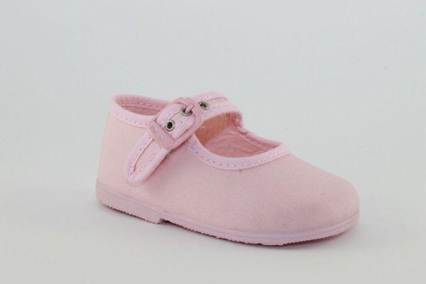 Mercedita lona bebé Vulladi rosa