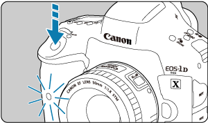 Canon : Product Manual : EOS-1D X Mark III : Using the