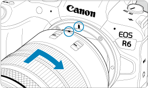 Canon : Product Manual : EOS R6 : Quick Start Guide