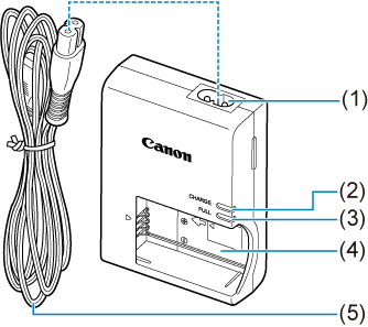 Canon : Product Manual : EOS REBEL T8i / EOS 850D : Part Names