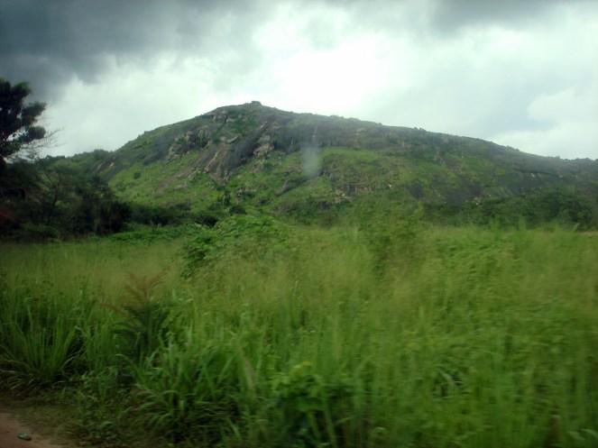 Somewhere between Kogi and Abuja