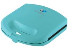 Sanduicheira mini grill colors azul