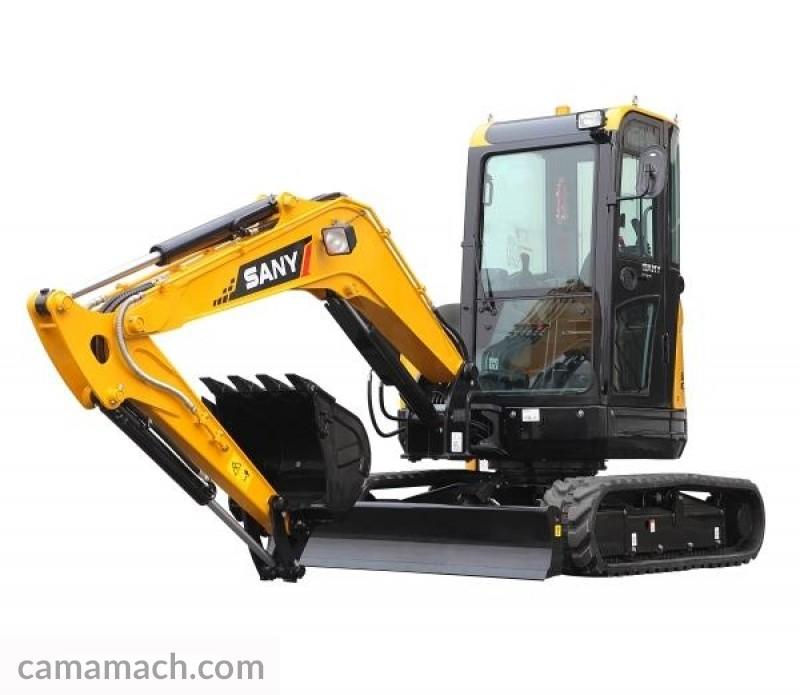 4 Ton SY35U Mini Excavator SANY | Mini Excavators for Sale